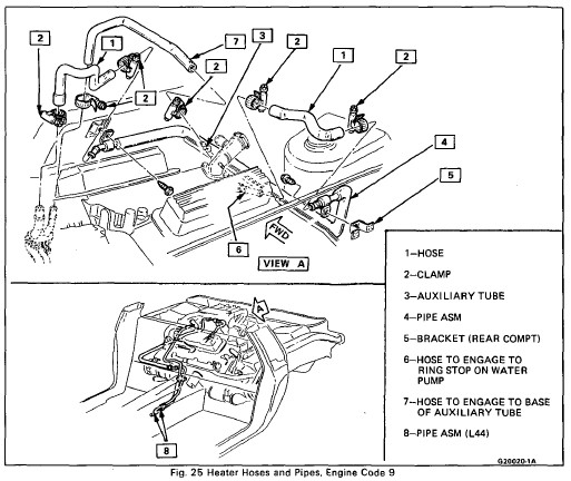 ignition wiring diagram for 85 fiero montana ignition