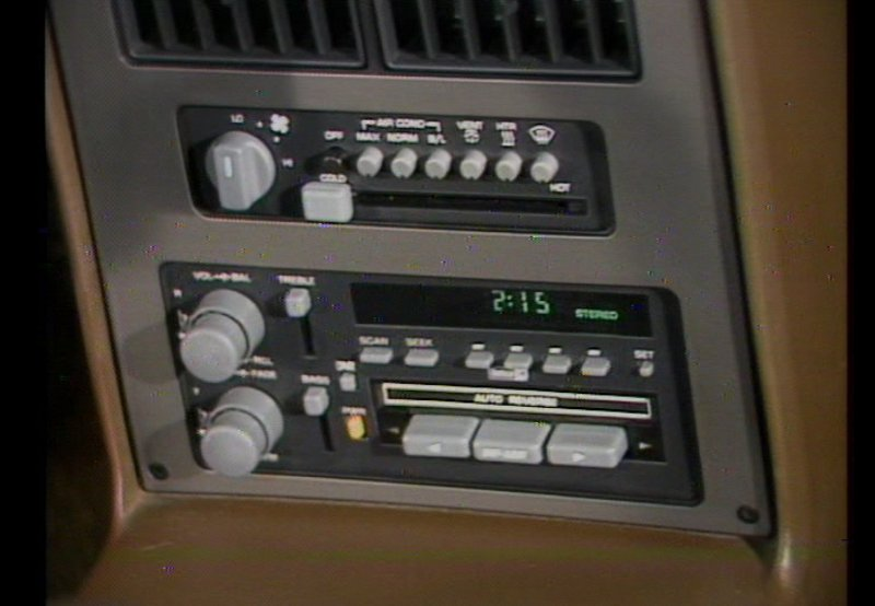 service manual  how to remove 1989 buick reatta cd player