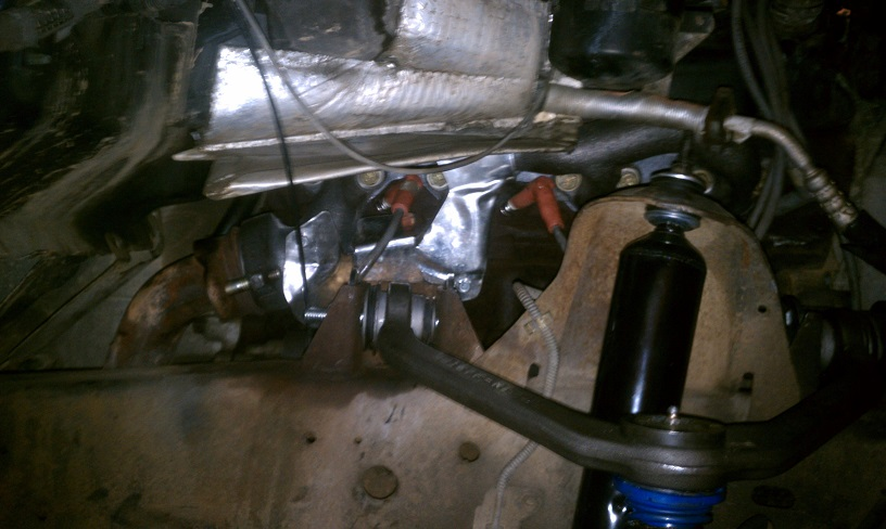 Ford Explorer Exhaust Leak >> For 5 0 Owners With Exhaust Leak Ticking Sound Ford