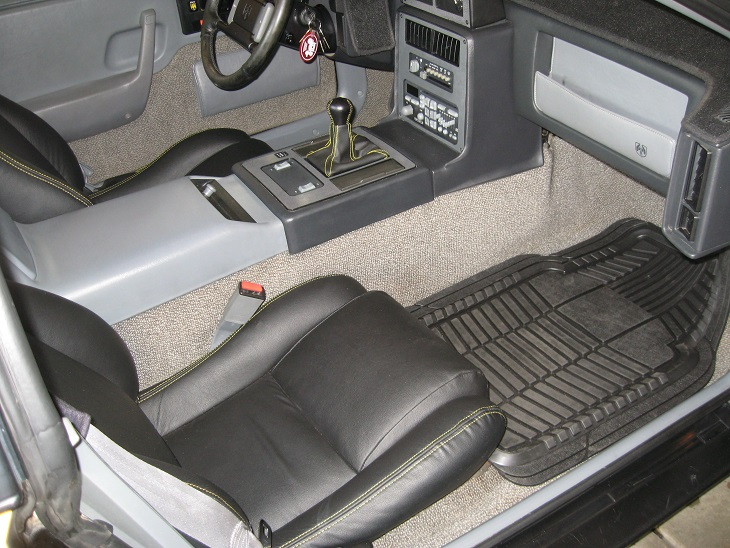 Toyota Of Rockwall >> Leather Seat Covers for Fiero - Not Cheap - Pennock's Fiero Forum
