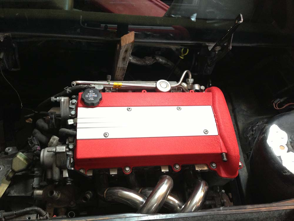 Ecotec Swap Pictures Mg Engine Swaps Forum Mg Experience Forums The Mg Experience