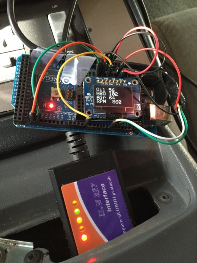 Pennock's Fiero Forum - Raspberry Pi 2 and OBD 2 (by rourke_87_T-Top)