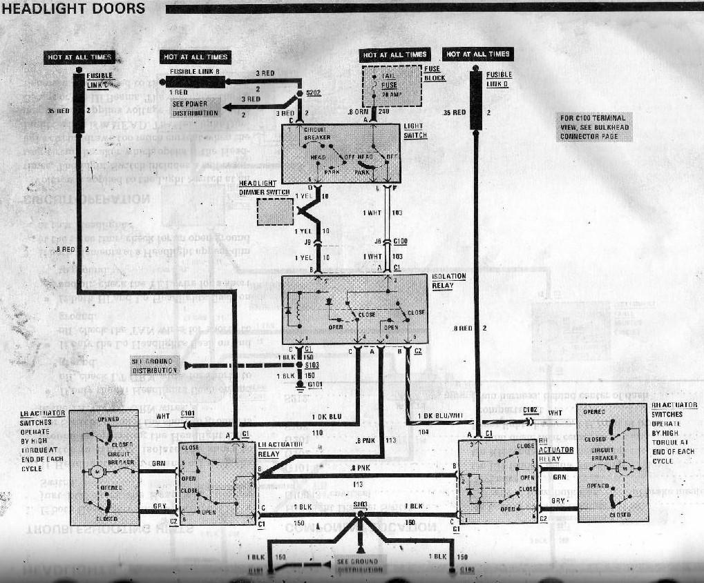 1986 Fiero Wiring Diagram Another Blog About Toyota Cressida Pontiac