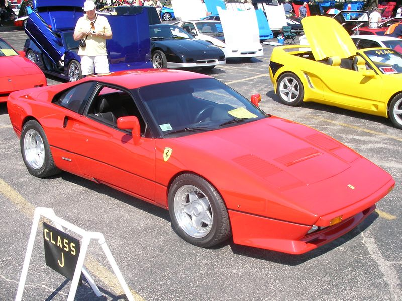 Fiero Ferrari Kit Car Bing Images